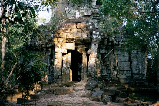 Cambodia (Angkor): The Periphery of Angkor Thom picture 14