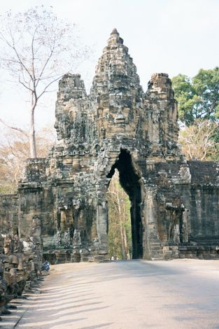 Cambodia (Angkor): The Periphery of Angkor Thom picture 2