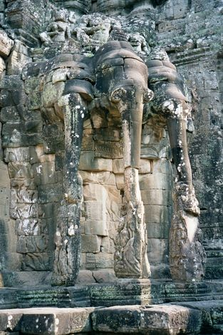 Cambodia (Angkor): The Periphery of Angkor Thom picture 3