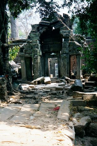 Cambodia (Angkor): Ta Prohm and Vicinity picture 10