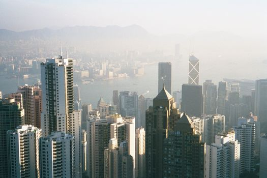 China: Hong Kong 2:From the Peak picture 2