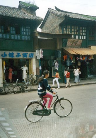 China: Kunming and the Road North
