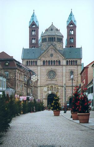Germany: Speyer Cathedral picture 2