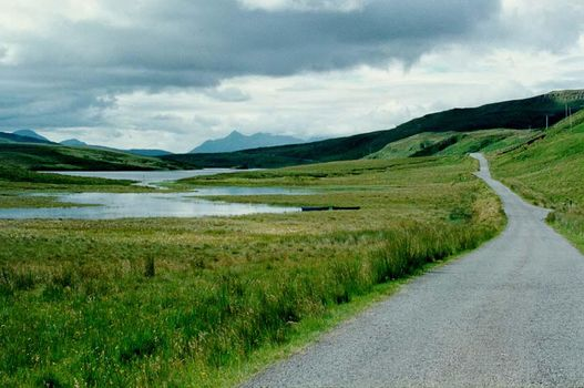 The United Kingdom: The North West Highlands