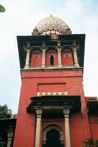 Peninsular India: Chennai / Madras 2: British Public Buildings picture 15