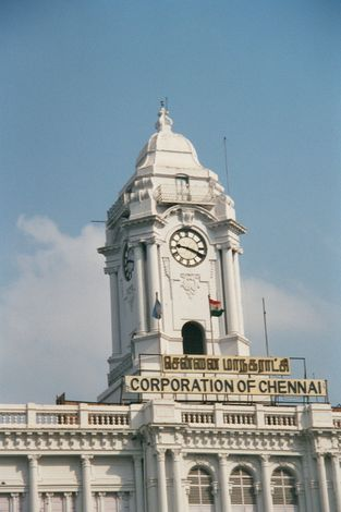 Peninsular India: Chennai / Madras 2: British Public Buildings picture 33