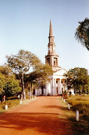 Peninsular India: Chennai / Madras 3: British Churches picture 11