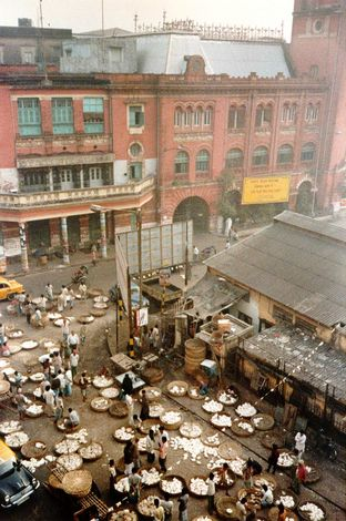 Northern India: Calcutta's New Market picture 1