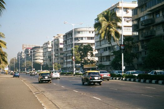 Peninsular India: Mumbai / Bombay: Rising or Sinking? picture 9