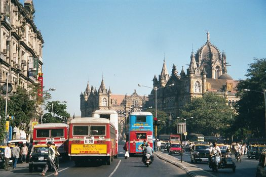 Peninsular India: Mumbai / Bombay: Rising or Sinking? picture 11