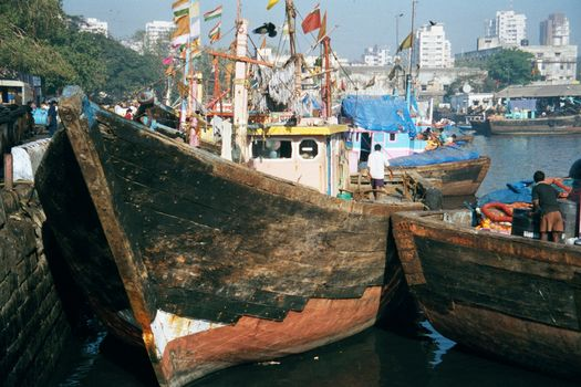 Peninsular India: Mumbai / Bombay: Rising or Sinking? picture 5
