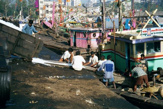 Peninsular India: Mumbai / Bombay: Rising or Sinking? picture 7