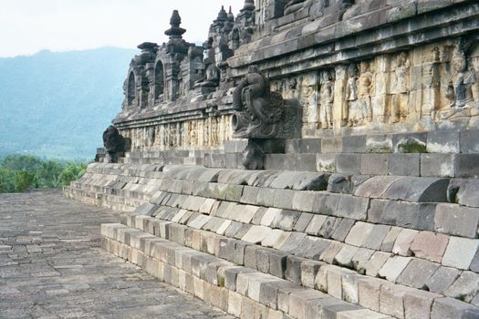 Indonesia: Borobudur 1 picture 8