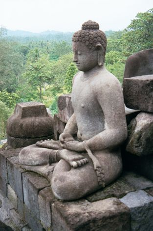 Indonesia: Borobudur 1 picture 14