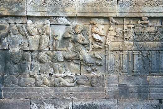 Indonesia: Borobudur 3 picture 7