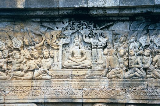 Indonesia: Borobudur 4 picture 7