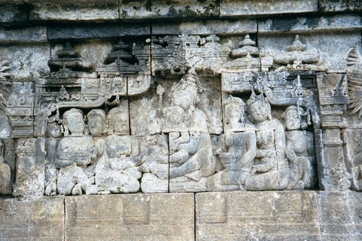 Indonesia: Borobudur 4 picture 15