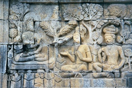 Indonesia: Borobudur 4 picture 35