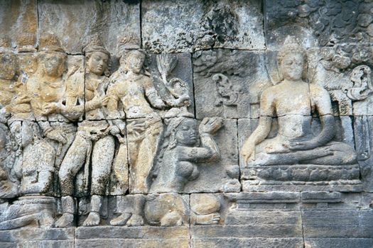 Indonesia: Borobudur 4 picture 42
