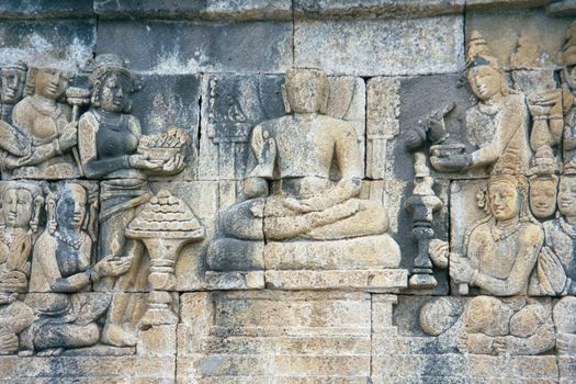 Indonesia: Borobudur 4 picture 45