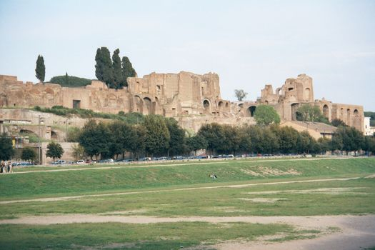 Italy: Classical Rome 2: the Palatine