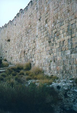 Jerusalem: Walls, Gates, and Streets picture 4
