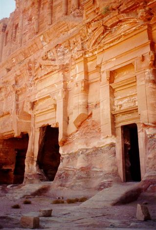 Jordan: Petra and Taybet Zaman picture 1