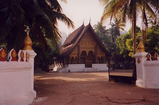 Laos: Luang Prabang Palace Grounds picture 2