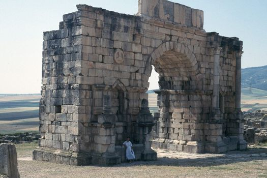 Morocco: Volubilis picture 1