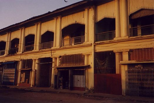 Burma / Myanmar: Moulmein  2:  Mosques, Churches, Schools picture 11