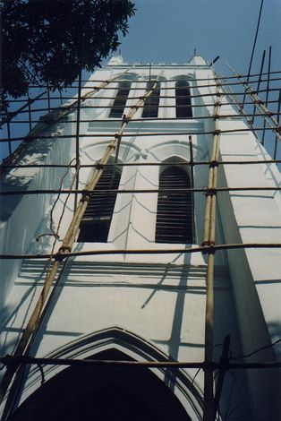 Burma / Myanmar: Moulmein  2:  Mosques, Churches, Schools picture 4