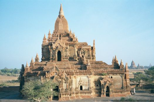 Burma / Myanmar: Pagan 2: More Monuments picture 11