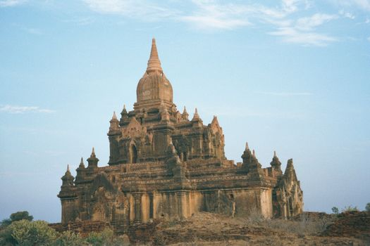 Burma / Myanmar: Pagan 2: More Monuments picture 12