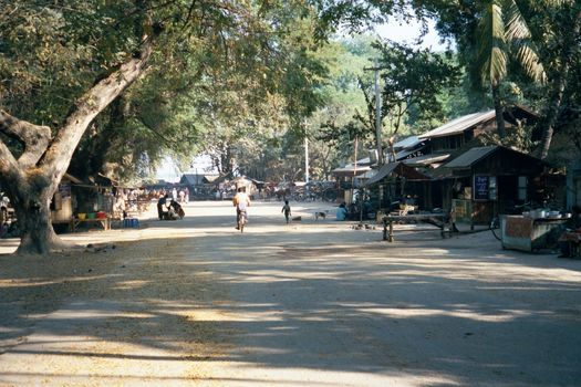 Burma / Myanmar: Pagan 3: the Neighborhood picture 3