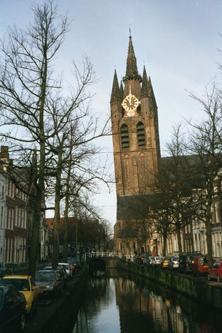 The Netherlands: Delft: Traces of the East