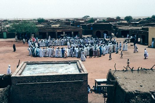 Sudan: Friday in Managil picture 8