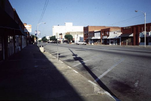 U.S.: Oklahoma: Norman 3: Post-war Downtown picture 1