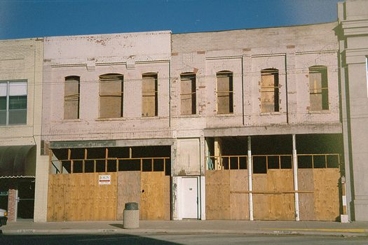 U.S.: Oklahoma: Norman 3: Post-war Downtown picture 8