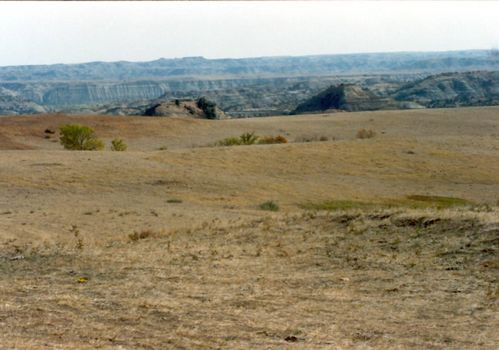 U.S.: West: Little Missouri Badlands picture 4