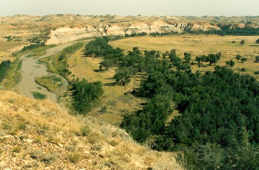 U.S.: West: Little Missouri Badlands picture 5