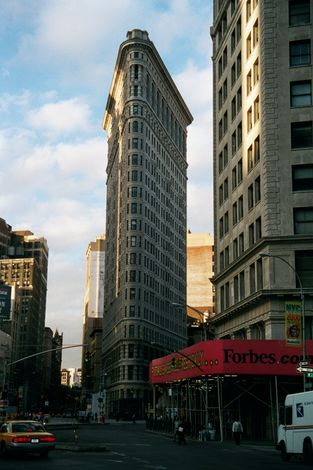 The Eastern United States: Manhattan: Starchitecture