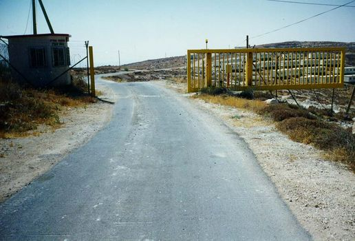 West Bank: Israeli Settlements picture 1
