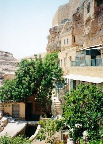 The West Bank: Mar Saba picture 7