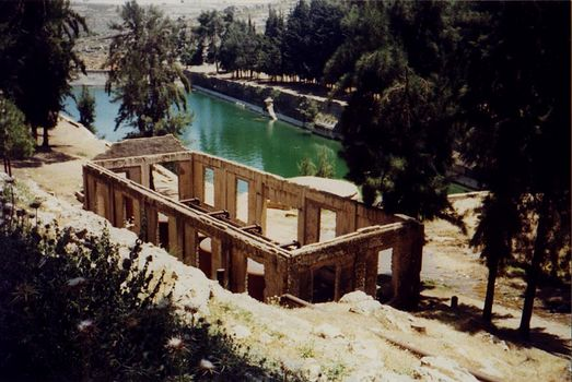 The West Bank: Solomon's Pools picture 15