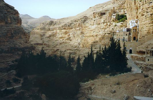 The West Bank: Wadi Qelt and Ein Sultan picture 1