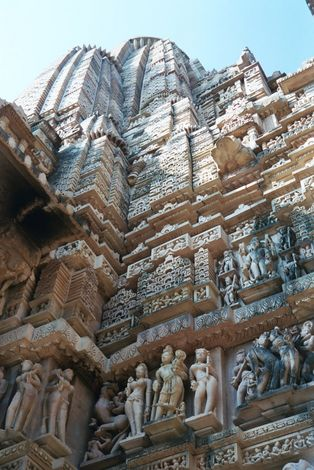 Northern India: Khajuraho Details picture 7