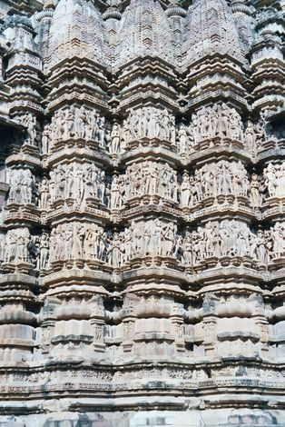 Northern India: Khajuraho Details picture 4