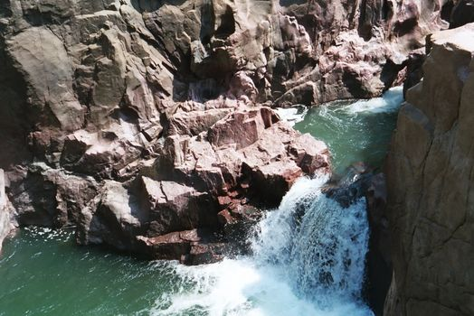 Northern India: Raneh Falls