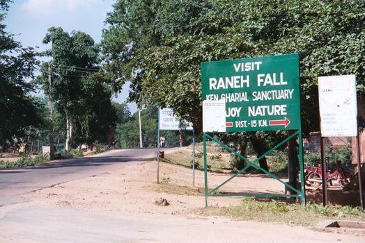 Northern India: Raneh Falls picture 1