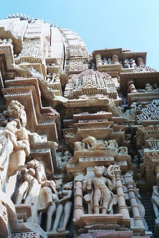Northern India: Khajuraho Details picture 11